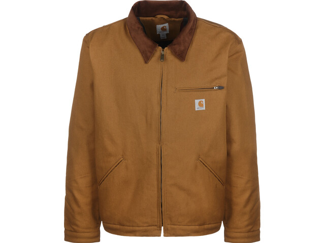 Carhartt Duck Detroit Jacket Men brown